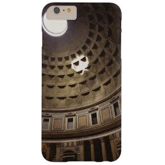 Het lichte binnen glanzen door oculus in het barely there iPhone 6 plus hoesje