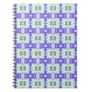 Het lichte Patroon van de Verbindingen van de Notitieboek