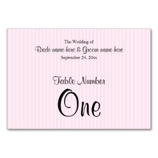 Het lichtrose Aantal van de Lijst van het Huwelijk