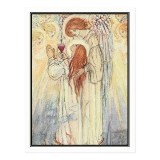 Het Lied van martelaren door Florence Harrison Briefkaart