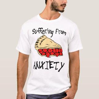 Het lijden aan de Bezorgdheid van de Pastei T Shirt