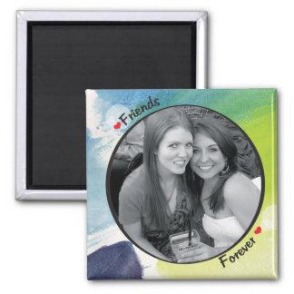 Het Lijst van de foto Vierkante Magneet