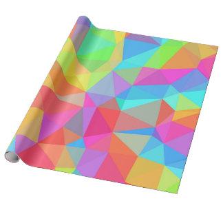 Het linnen verpakkend document van het inpakpapier