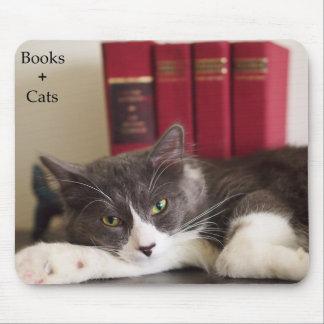 Het literaire Stootkussen van de Muis van de Kat Muismatten