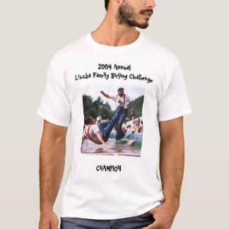 het logboek birling kampioen van 2004 t shirt