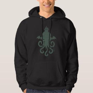 Het Logo Hoodie van Cthulhu