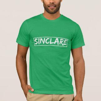Het Logo T van de Doos van Sinclare T Shirt