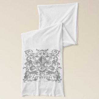 Het Logo van Ammun fleur-DE-Lis #6 Sjaal