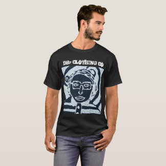 Het LOGO van Co Houston NERD van de Kleding van T Shirt