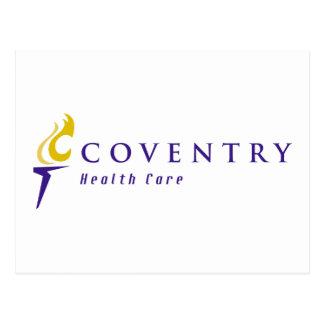 Het Logo van Coventry Briefkaart