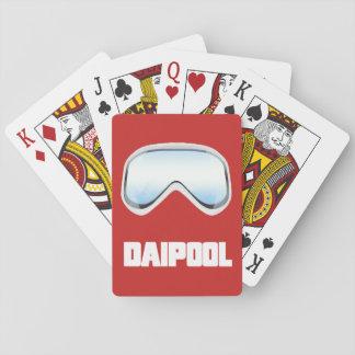 Het Logo van Daipool Speelkaarten