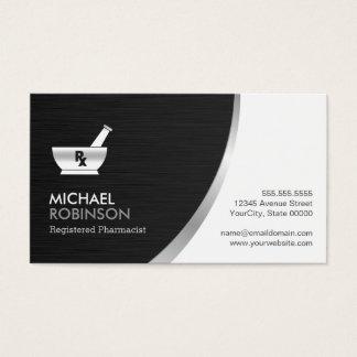 Het Logo van de Apotheker van de apotheek - Modern Visitekaartjes