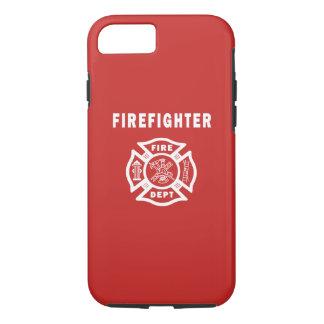 Het Logo van de brandbestrijder iPhone 8/7 Hoesje