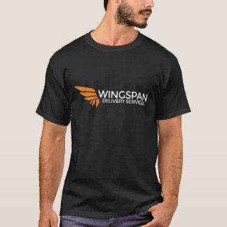 Het Logo van de Diensten van de Levering van de T Shirt