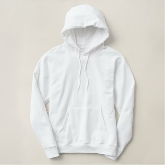 Het logo van heilige Francis - San Francesco Geborduurde Sweater Hoodie