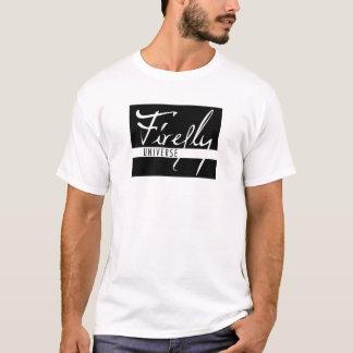 Het Logo van het Heelal van de glimworm T Shirt