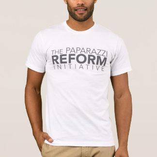 Het Logo van het Initiatief van de Hervorming van T Shirt
