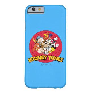 Het Logo van het Karakter LOONEY TUNES™ Barely There iPhone 6 Hoesje