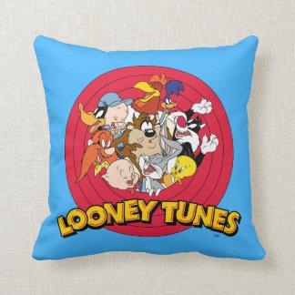 Het Logo van het Karakter LOONEY TUNES™ Sierkussen