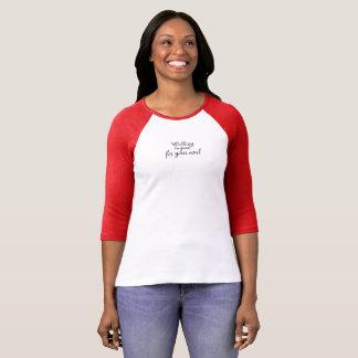 Het lopen goed t-Shirt~ voor uw ziel T Shirt