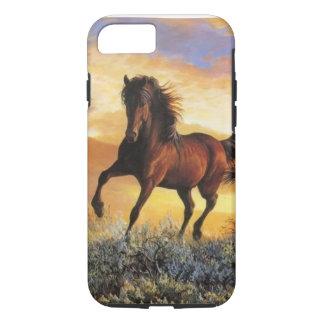 Het lopen Paard iPhone 8/7 Hoesje