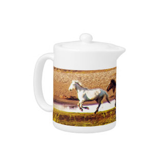 Het lopen Paarden