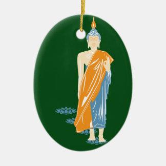 Het lopen van (het Ceramische) Ornament van