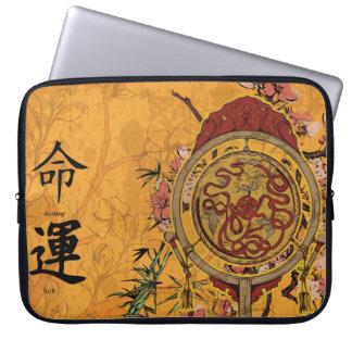 Het Lot & het Geluk van Shui van Feng Laptop Sleeve