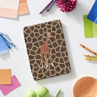 Het Lot van het Dierlijke van de Druk van de giraf iPad Pro Hoesje