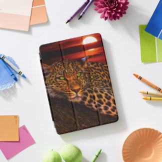 Het Lot van het Dierlijke van de Druk van de Kat iPad Pro Hoesje