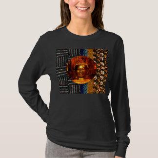 Het lovertje droomt het Lange sleeve van Boedha T Shirt