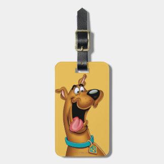 Het Luchtpenseel van Doo van Scooby stelt 15 Kofferlabel