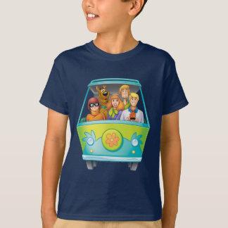 Het Luchtpenseel van Doo van Scooby stelt 25 T Shirt