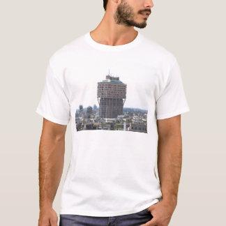 Het luchtuitzicht van Milaan T Shirt