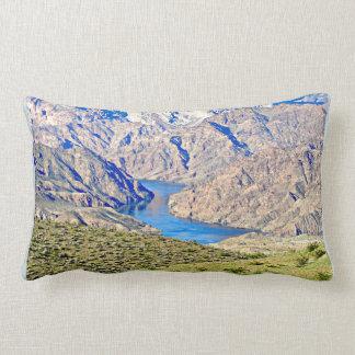 Het Lumbale Hoofdkussen van de Rivier van Nevada Lumbar Kussen