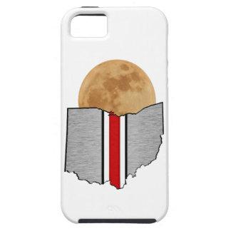 Het Maanlicht van Ohio Tough iPhone 5 Hoesje