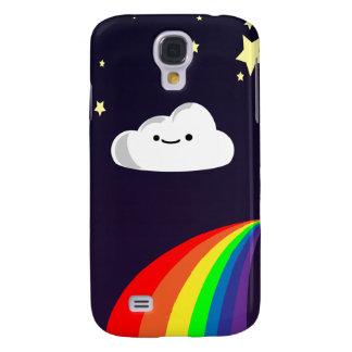 Het magische Hoesje van de Melkweg van de Hemel S4 Galaxy S4 Hoesje