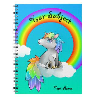 Het magische Klantgerichte Onderwerp van de School Notitieboek