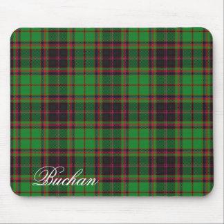 Het majestueuze Schotse Geruite Schotse wollen Muismat