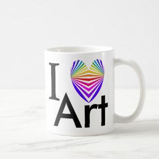 Het Maken van de Ambachten van de Kunstenaars van Koffiemok