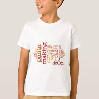 Het maken van Deegwaren T Shirt