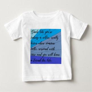 het maken van vrienden baby t shirts