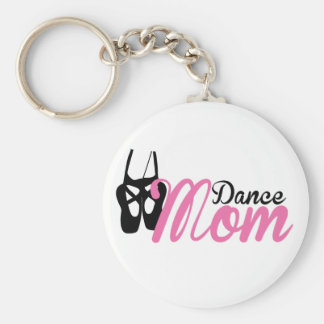 Het Mamma van de dans Sleutelhanger