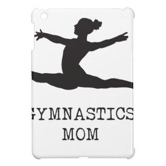Het Mamma van de gymnastiek iPad Mini Cover