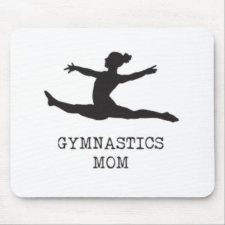 Het Mamma van de gymnastiek Muismat