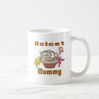 Het Mamma van de Kat van Ocicat Koffiemok