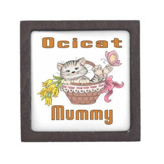 Het Mamma van de Kat van Ocicat Premium Cadeau Doosjes