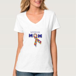Het Mamma van de Strijder van het autisme T Shirt