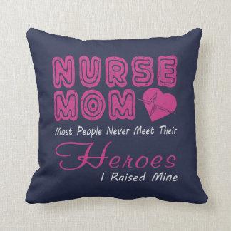 Het Mamma van de verpleegster Sierkussen