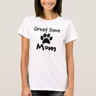 Het Mamma van great dane T Shirt